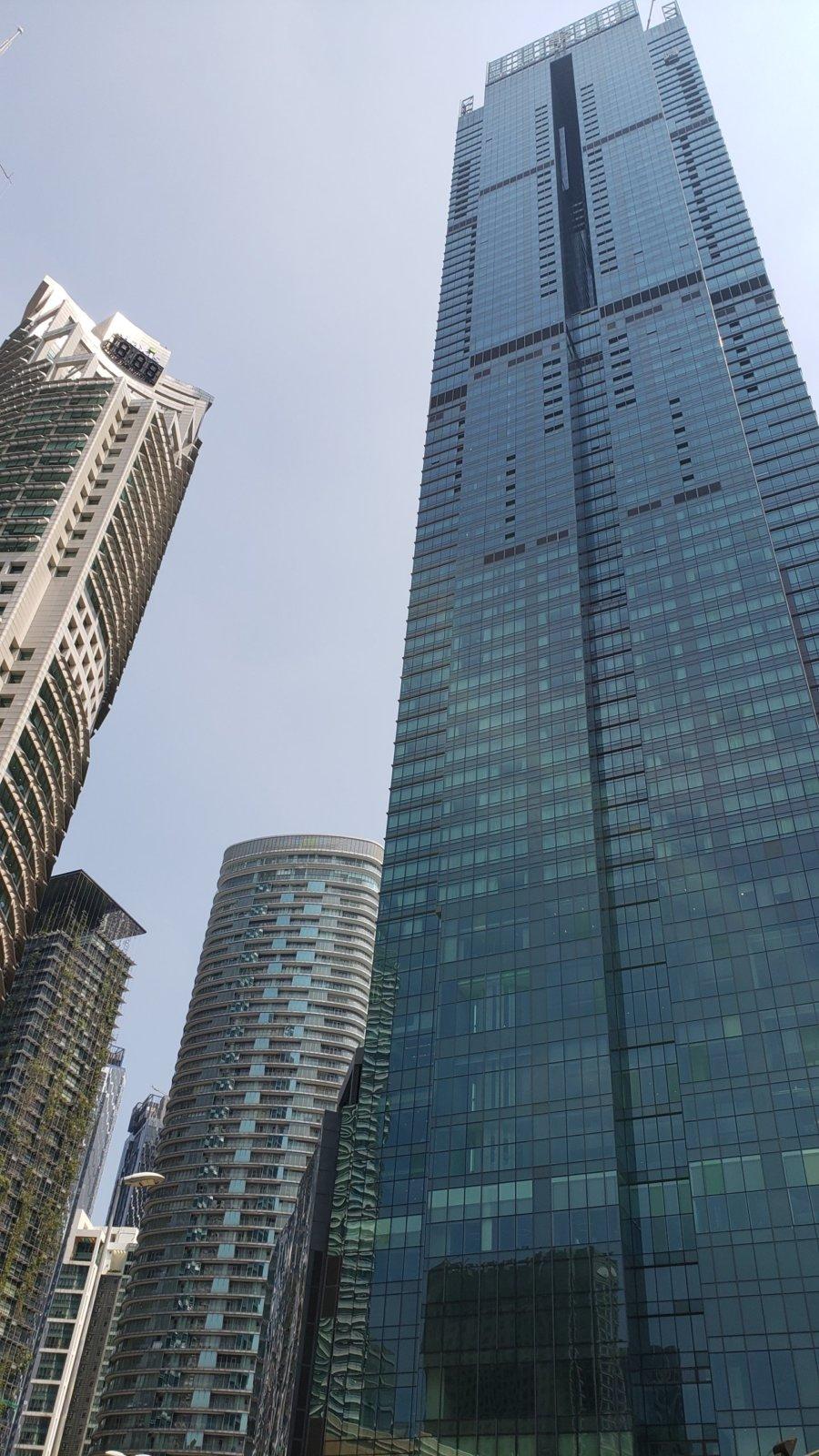 マレーシアのタワー