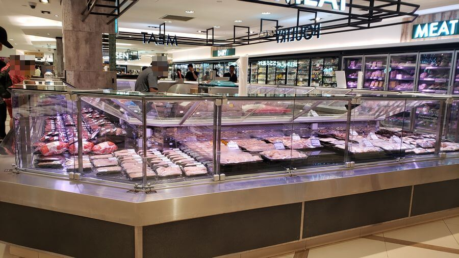 Isetan Foodmarket - KLCCの生鮮食品