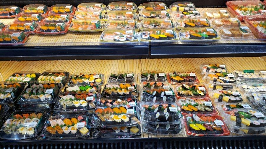 Isetan Foodmarket - KLCCのお寿司