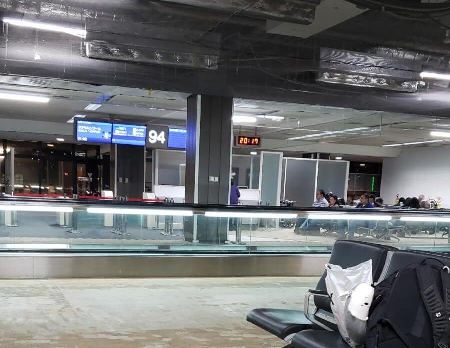 成田空港第2ターミナルの搭乗ゲート94番