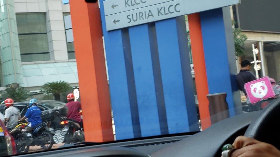 KLCC付近